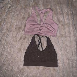 Bundle of 2 Victoria's Secret Sport Bras